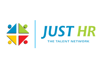 JUST HR logo